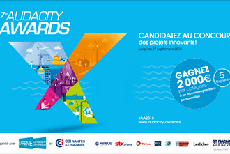 Audacity Awards Saint-Nazaire