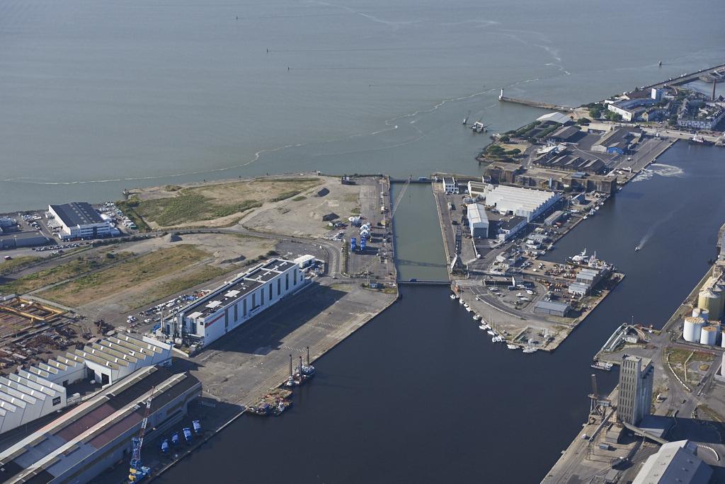 Le hub logistique EMR et la forme Joubert