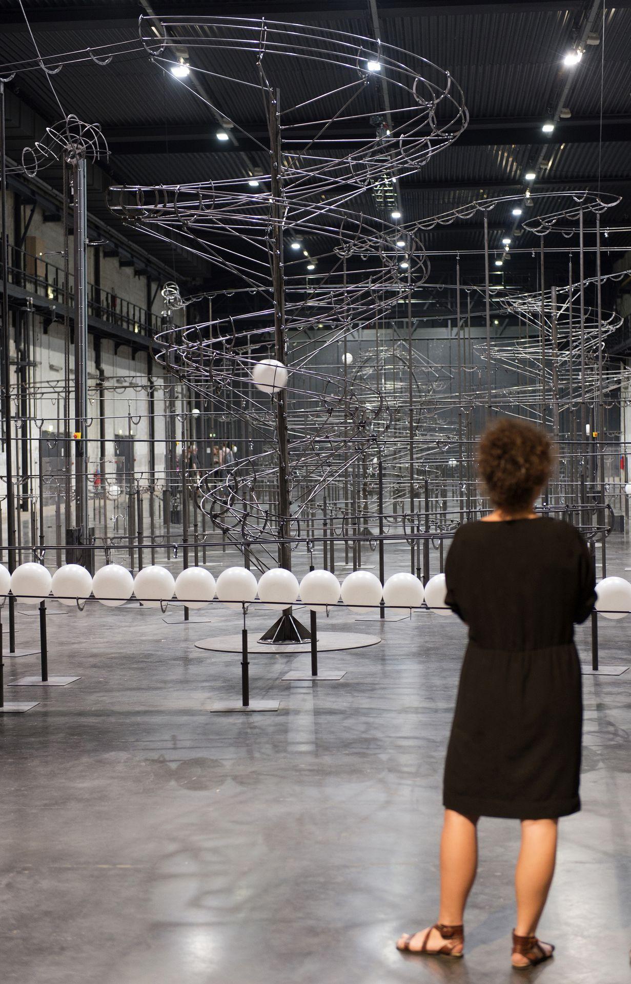 Exposition Jeppe Hein Le Life Saint-Nazaire