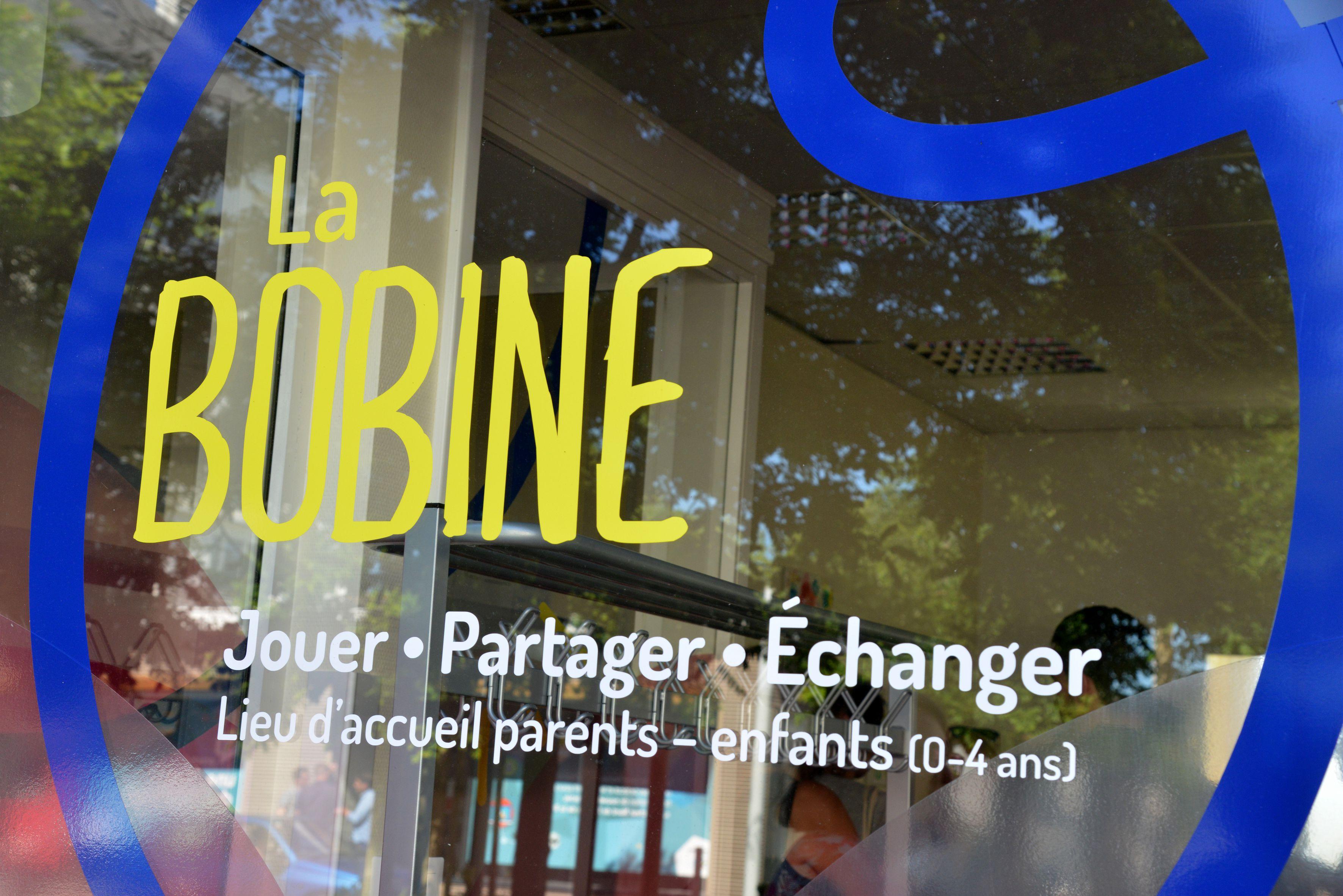 La Bobine à Saint-Nazaire. Crédit : Robert-Launay Ville de Saint-Nazaire